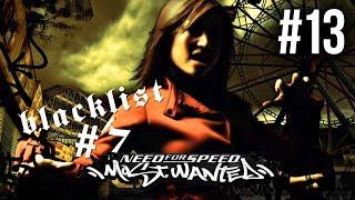 Need for Speed Most Wanted 2005 Gameplay Walkthrough Part 13 - BLACKLIST #7 KAZE