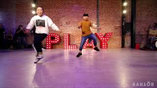 I WONT LET YOU DOWN By HRVY | Aidan Prince | Choreography By Shane Bruce