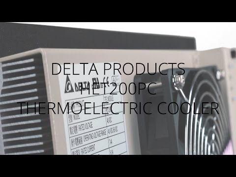 Delta Products HET200PC Thermoelectric Cooler