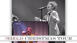 Lauren Daigle - O Come All Ye Faithful | The Behold Christmas Tour 2018