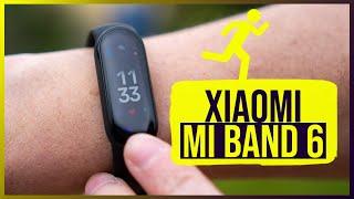 Xiaomi Mi Band 6 - Bester Fitness Tracker 2021? | Instant Review (deutsch)