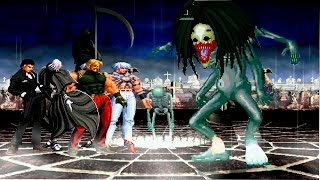 Kof Mugen ¡El Boss Más Aterrador!