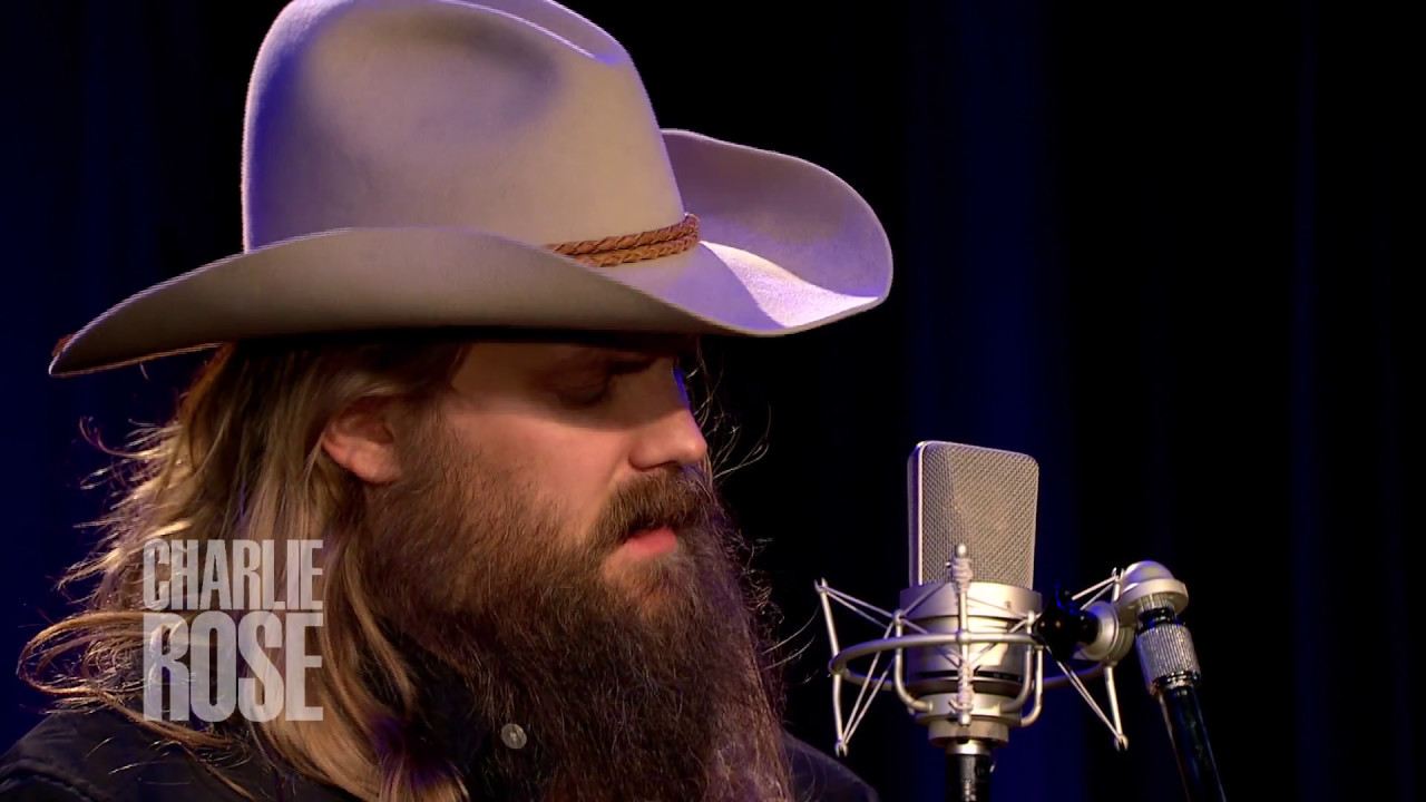 ICYMI: Chris Stapleton's Interview with Charlie Rose 1