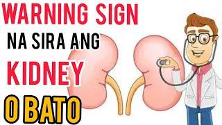 Warning Signs na Sira ang Kidneys o Bato - ni Doc Willie at Liza Ong #464b
