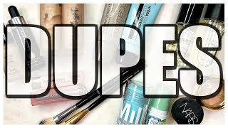 CHEAP DUPES FOR HIGH END MAKEUP | 2018