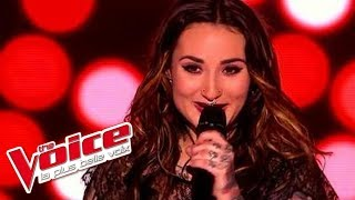 Avicii – Addicted To You | Amélie Piovoso | The Voice France 2015 | Blind Audition