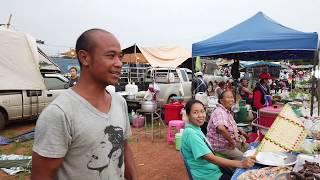 ผู้ชายขายหมากนัดหวานจนแฮดคอ บ่าวเต๋อพาเลาะตลาดท้ายเมือง จ้วดๆๆๆ