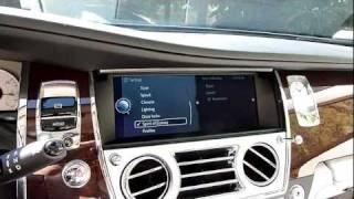 The Rolls Royce Ghost Video