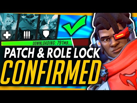Overwatch | ROLE LOCK Confirmed? + ANOTHER Weird PTR Patch