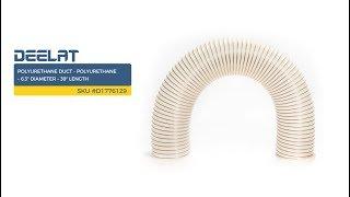 Polyurethane Duct - Polyurethane – 6.3