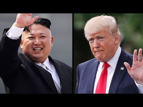 Trump says rhetoric, tough stance reason for Korea talks
