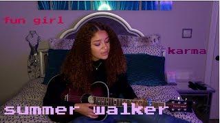 Karma & Fun Girl By Summer Walker (Charlotte Melai Covers)