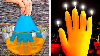 23 COOL DIY CANDLE TUTORIALS FOR BEGINNERS