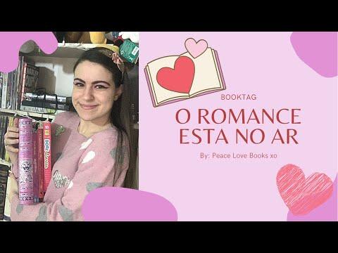 BOOKTAG LEITOR DE ROMANCES | SOBRE LIVROS | EDUDA