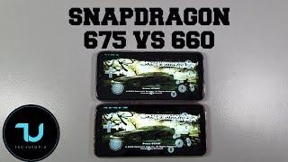 Snapdragon 660 Vs 675 Gaming ComparisonDolphin TestAdreno 512 Vs 612 Redmi Note 7 Pro