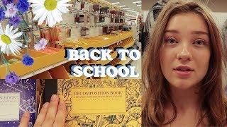красивая американская канцелярия из Target BACK TO SCHOOL | Polina Sladkova