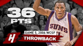The Game Shawn Marion SHOWED OFF vs Clippers Full Highlights Game 5  | 2006 NBA Playoffs