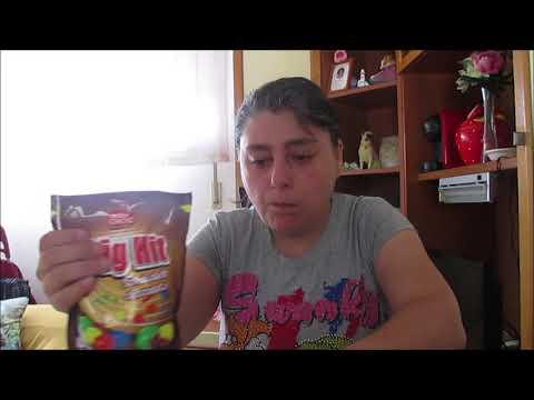 video assaggi cioccolata e caramelle gommose