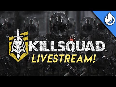 KILLSQUAD LIVESTREAM: First Look at this New ARPG!