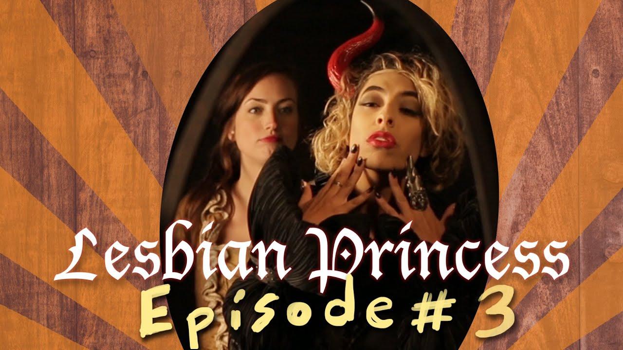 When You Run Into Your Villain Ex • Lesbian Princess Episode 03 thumbnail