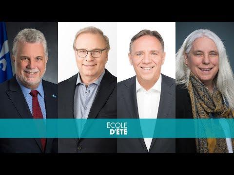 Les quatre chefs face aux 18-35 ans