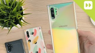Top 5 Best Samsung Galaxy Note 10 Plus Clear Cases