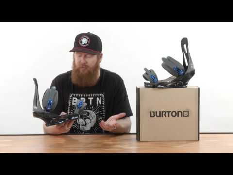 Burton Freestyle Snowboard Bindings 2016-Review-The-House.com