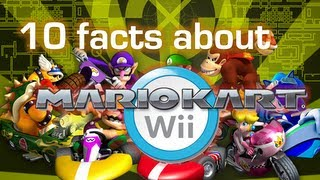 10 Things You Didn´t Know About Mario Kart Wii