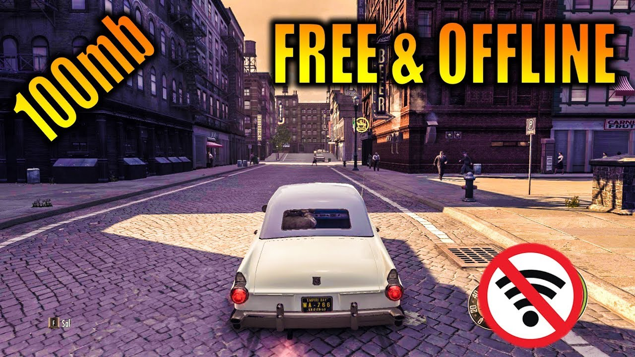 Top 10 FREE OFFLINE Android Games below 100 MB 2018