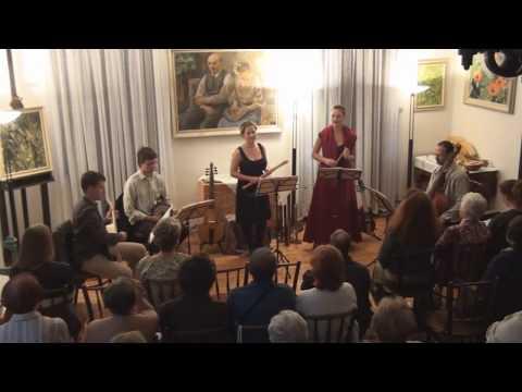 Musica per gaudium - Musica per gaudium: El baxel esta en la playa