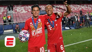 The latest transfer news on Thiago's link to Liverpool and Coutinho's Barcelona return | ESPN FC