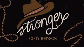 Cody Johnson Stronger