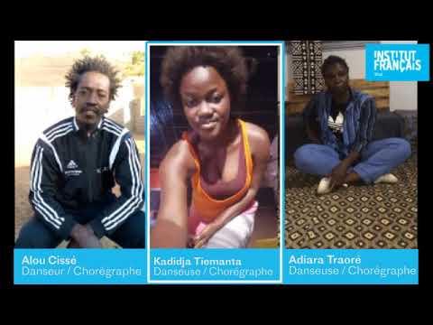 Sortie de résidence avec Alou Cissé, Adiara Traoré et Kadidja Tiemanta