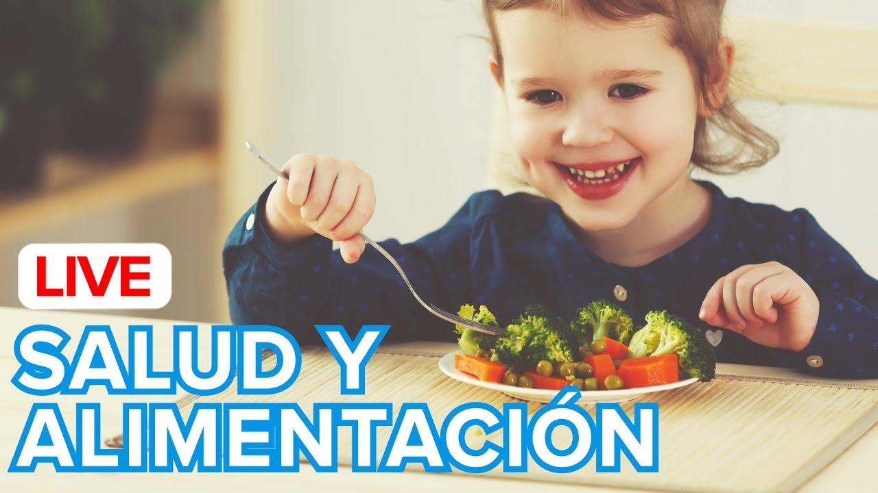 La alimentación y la salud de los niños