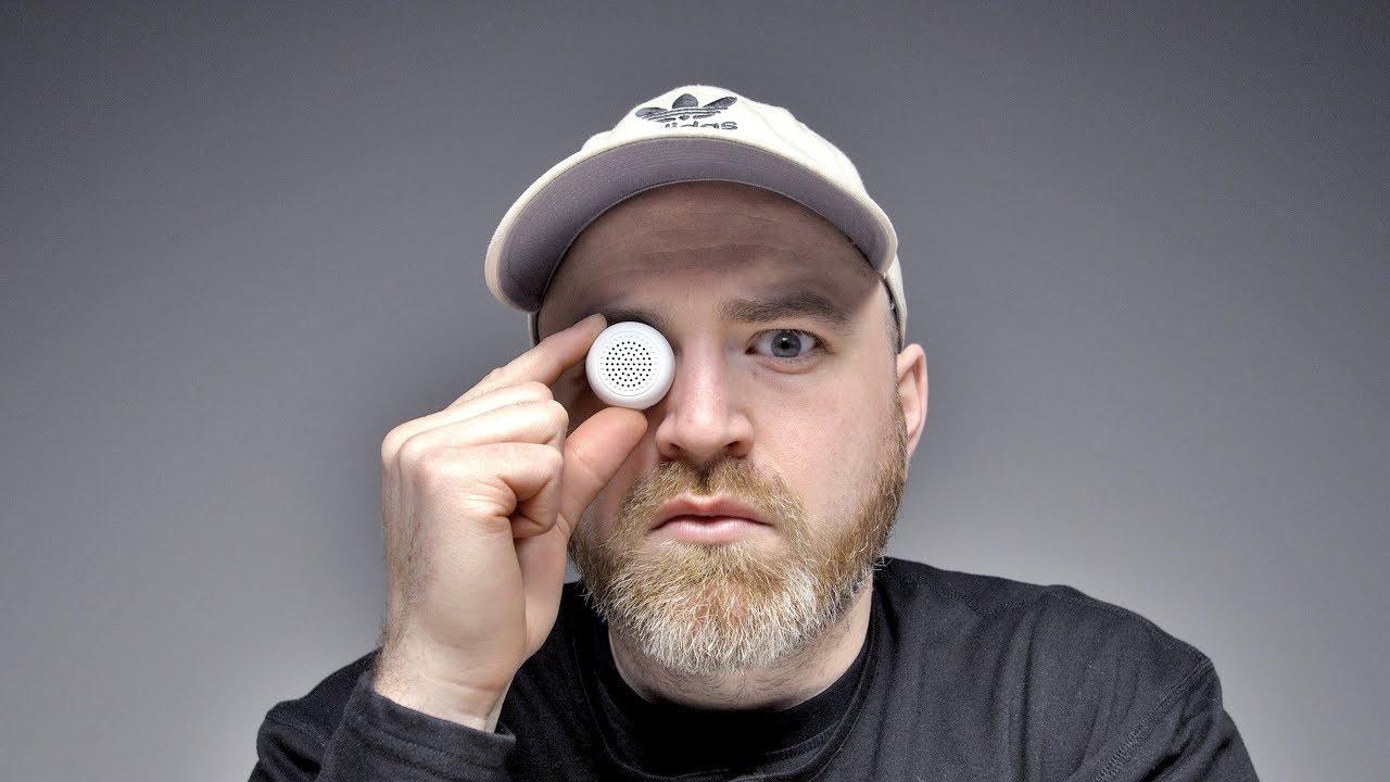 The World's Smallest Bluetooth Speaker thumbnail