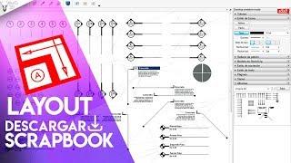 Scrapbooks Para Layout Sketchup | Álbumes Y Plantillas De Layout
