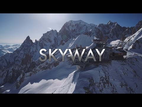 "Salomon TV kickstarter sesongen med episoden ""Skyway."""