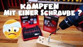 KS Tools Spezial-TX Schrauben Ausdreher Satz Torx - Vorstellung