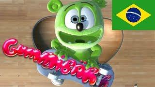 LA LA LA I LOVE YOU - Brazilian Version - Gummy Bear Ursinho Gummy