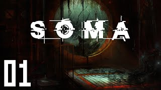 Let's Play Soma | 01 | Cranial