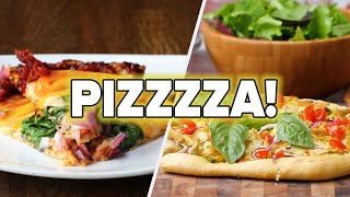 8 Different And Delicious Pizza Recipes •Tasty