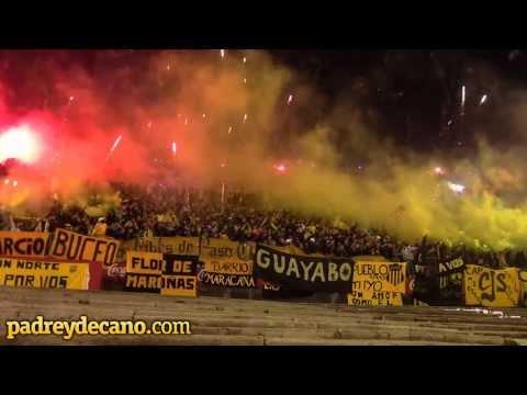 """""""[HD] Recibimiento Final 2013 - Hinchada Peñarol"""" Barra: Barra Amsterdam • Club: Peñarol"""
