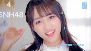 My Top 10 : Idol Group Ranking (Girls) : February 2018