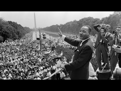 50 years since the assassination of Martin Luther King Jr, his final speech is commemorated