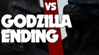 GODZILLA ENDING! | KING KONG VS GODZILLA