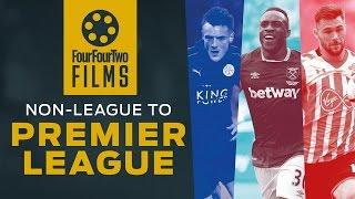 Video Non-league to Premier League | The stories of Jamie Vardy, Charlie Austin and Michail Antonio MP3, 3GP, MP4, WEBM, AVI, FLV September 2019