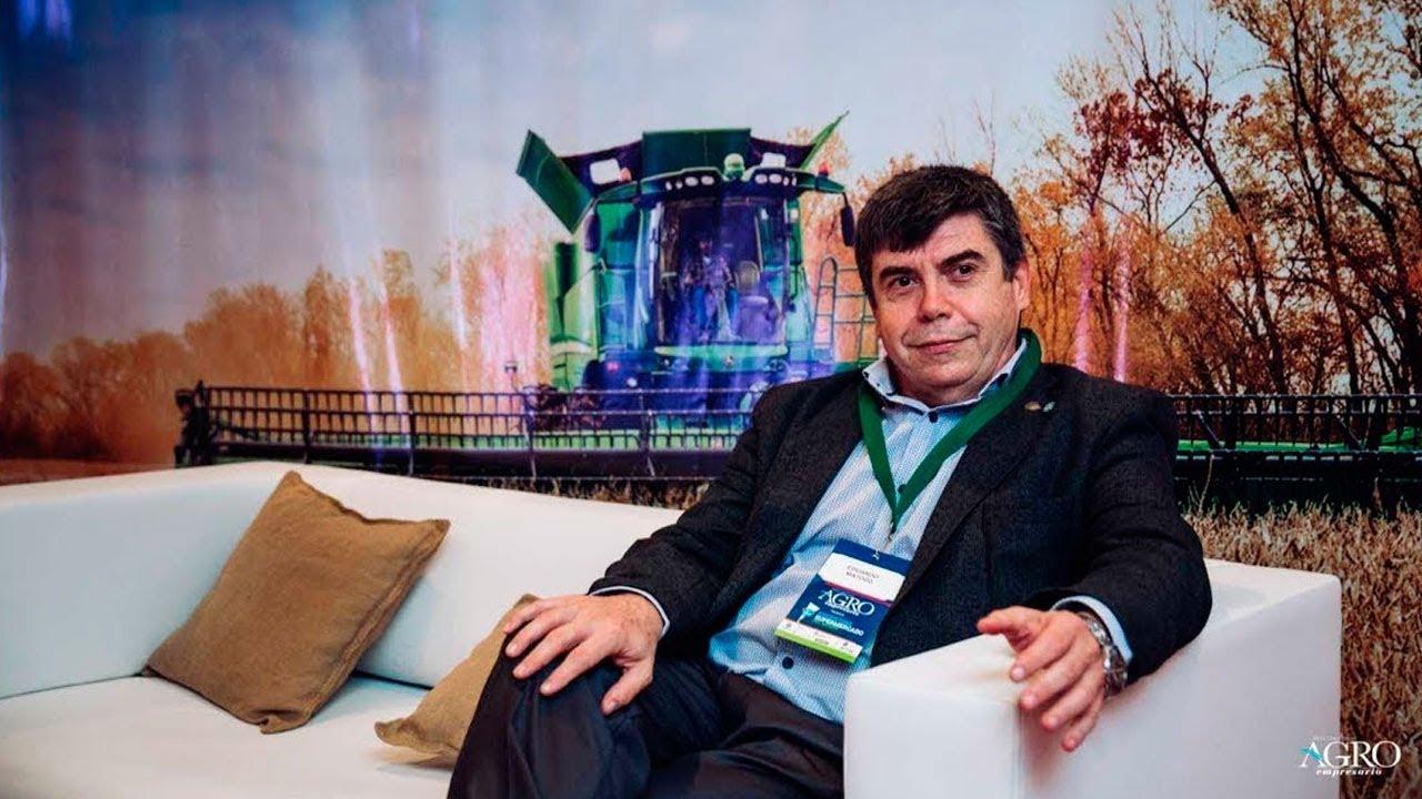 Eduardo Matozo - Ministro de Ciencia, Tecnología e Innovación de Santa Fe