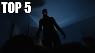 TOP 5 - Nejčastějších nočních můr a jejich mínění