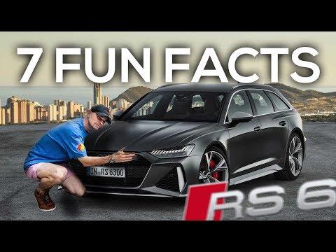 7 CHOSES À SAVOIR sur la Audi RS6 2020!!