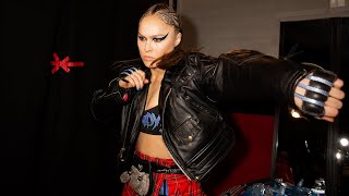 Behind The Scenes At WWE Evolution: WWE Day Of